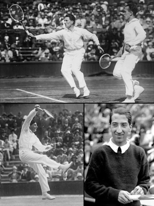 Who are the Four Musketeers of Tennis  - TrollTennis 5350187cd6d33